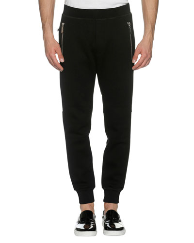 Tech Leisure Jogger Pants, Black