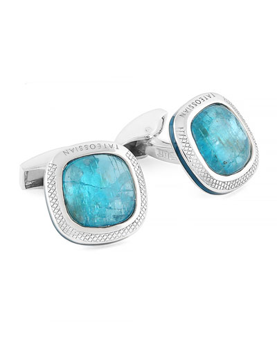 Limited Edition Signature Doublet Square Cuff Links