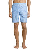 Collection Sardinia Streets Swim Trunks