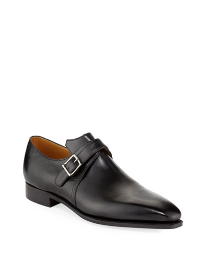 Monk Strap Shoes | Neiman Marcus