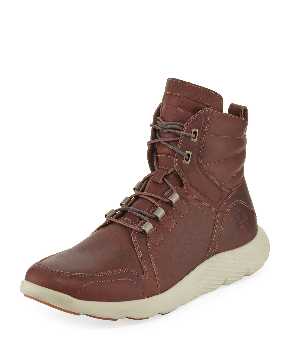 Limited Edition FlyRoam Leather Sport Hiker Boot, Brown