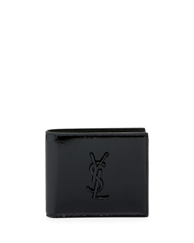 Monogram Patent Leather Wallet