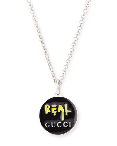 GucciGhost Men's Sterling Silver
