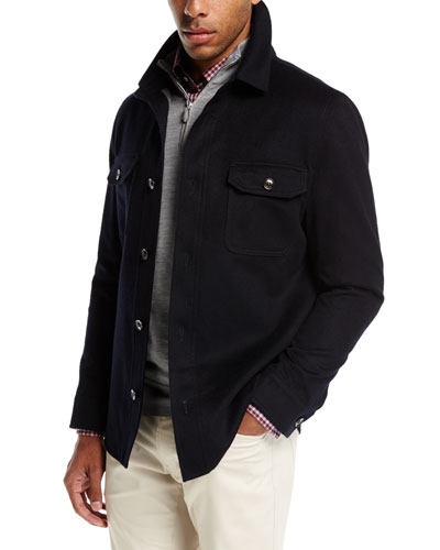 Featherweight Journeyman Shirt Jacket