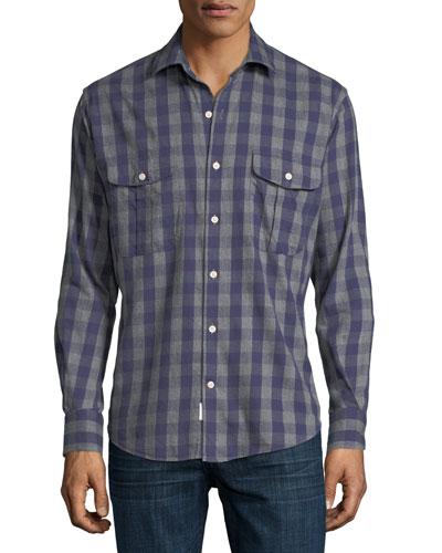 Buffalo Buddy Flannel Shirt