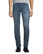 Skinny Jeans w/ SL University Patch