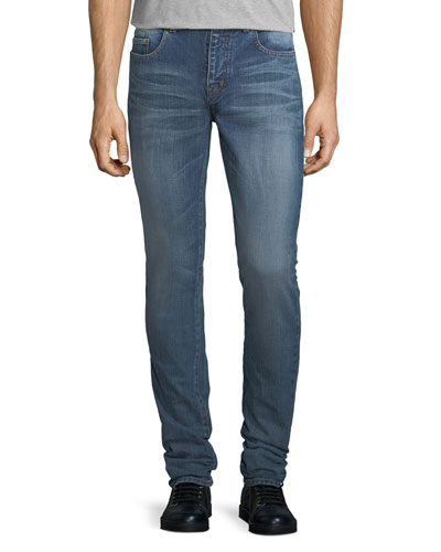 Skinny Jeans w/ SL University Patch