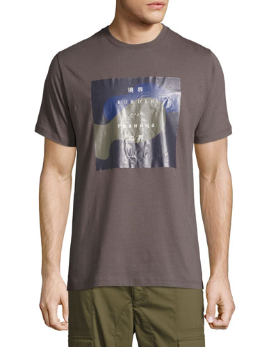 Solomon International Border Cotton T-Shirt