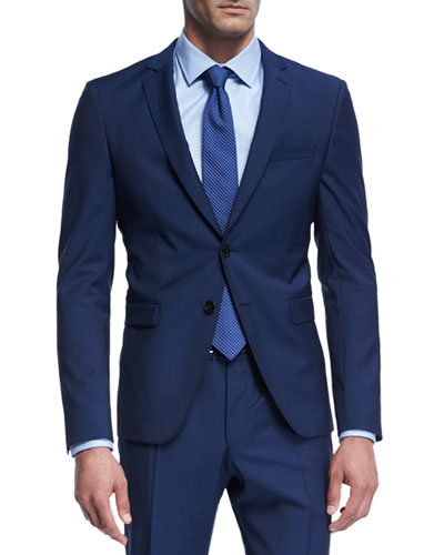 Natural Stretch Wool Jacket