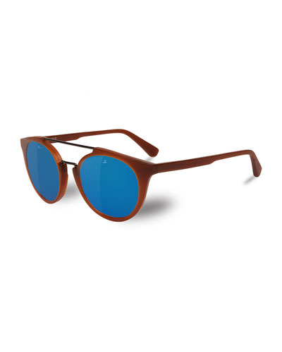 0ba5ff85755 Quick Look. Vuarnet · Cable Car Round Polarized Sunglasses