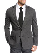 Heather Jersey Sport Coat