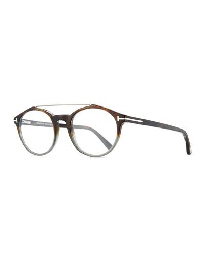 Eyeglass Frame Bars : Acetate Clear Frames Neiman Marcus