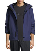 Megeve High-Performance Hooded Jacket