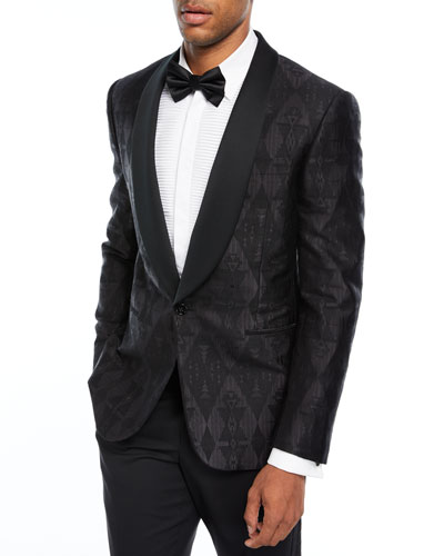 Beacon Jacquard Dinner Jacket
