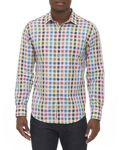 Reddy Check Sport Shirt