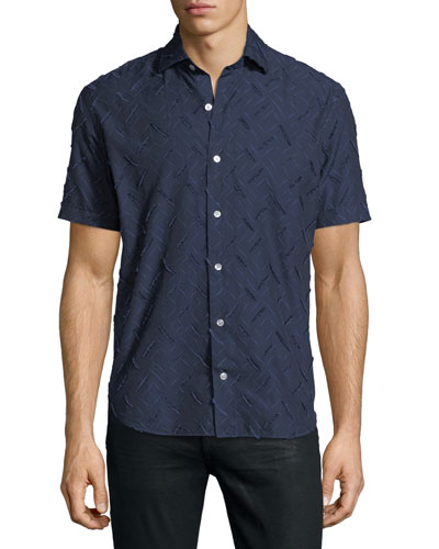 Fil Coupe Short-Sleeve Shirt