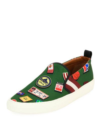 Herald Ballymania Skate Sneaker