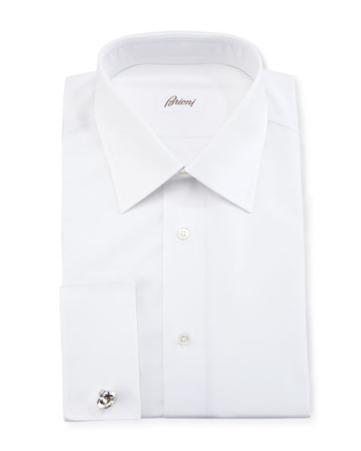 Wardrobe Essential French-Cuff Dress Shirt