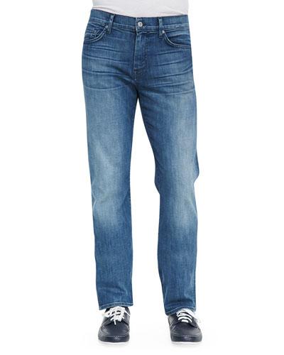 Luxe Performance: Slimmy Nakkitta Jeans