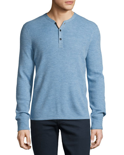 Gregory Thermal Henley T-Shirt