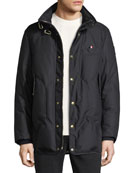 Snap-Front Utility Jacket
