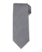 Dotted Neat Silk Tie