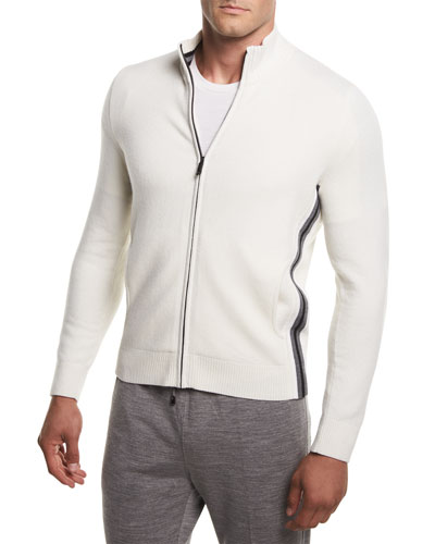 Super-Soft Techmerino Full-Zip Sweater