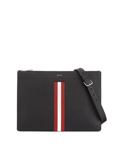 Songi Leather Crossbody Bag