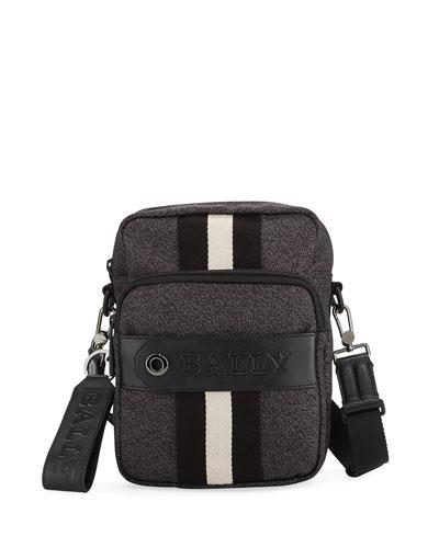 Skyller Men's Nylon Crossbody Bag