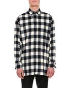 Buffalo Check Flannel Shirt