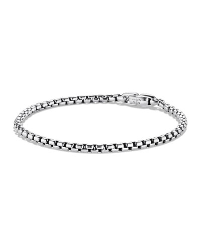 Men's Medium Box Chain Bracelet