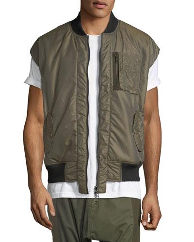 Reversible Tech Vest
