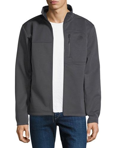 The North Face Apex Risor Jacket, Dark Heather Gray