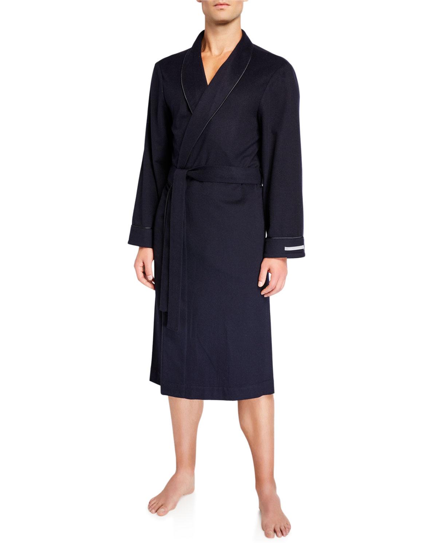 Luxury Cashmere Long Robe