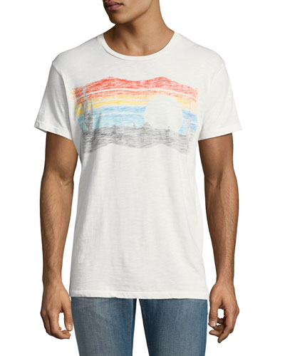Desert Shadow Crewneck T-Shirt