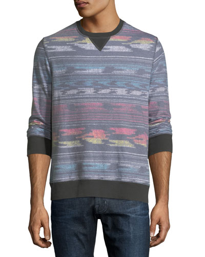 Madrugada Geometric Sweatshirt