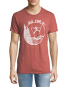 Go For It Skiing T-Shirt