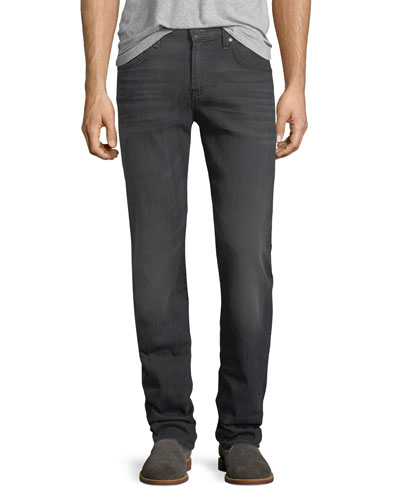 b1fd018b70d Gray Belt Loops Jeans