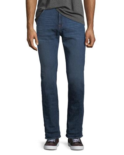 Men's Adrien Easy Slim Jeans in Scout