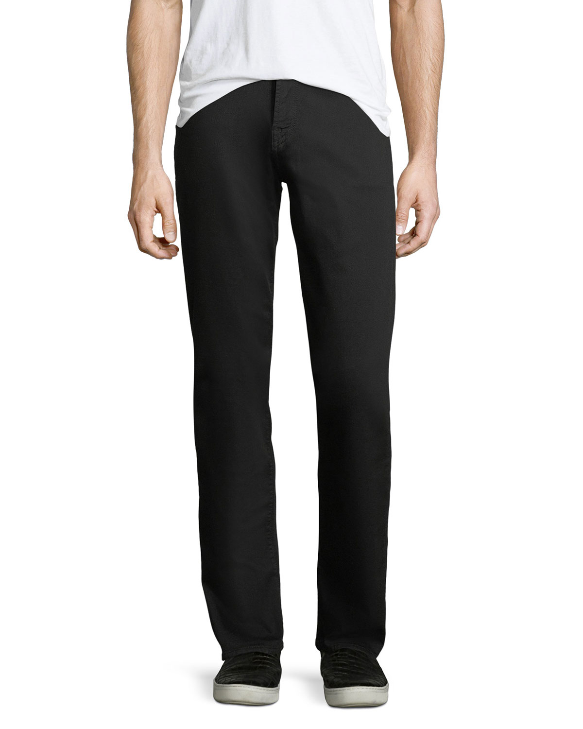 Men's The Straight Relaxed Jeans, Indigo Moon