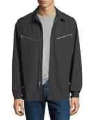 Flight Cotton Shirt Jacket