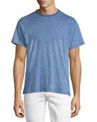 Washed Crewneck T-Shirt