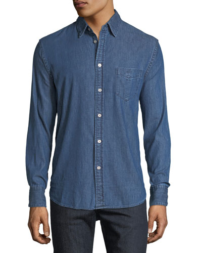 Fit 3 Denim Shirt