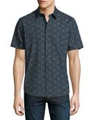 Nikko Printed Short-Sleeve Shirt