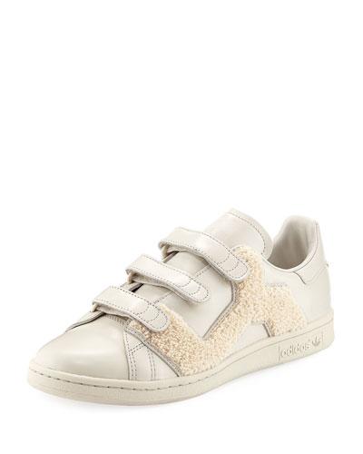 Stan Smith Comfort Badge Sneaker, White