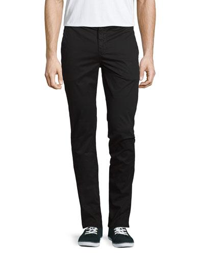 Men's Brooks Slim-Fit Twill Trousers