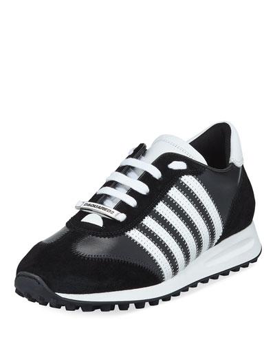 New Runner Hiking Sneaker