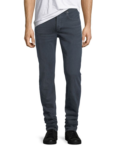 Standard Issue Fit 2 Mid-Rise Relaxed Slim-Fit Jeans, Minna