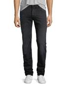 Slim-Straight Jeans