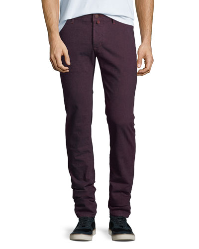 Comfort Slim-Straight Denim Jeans